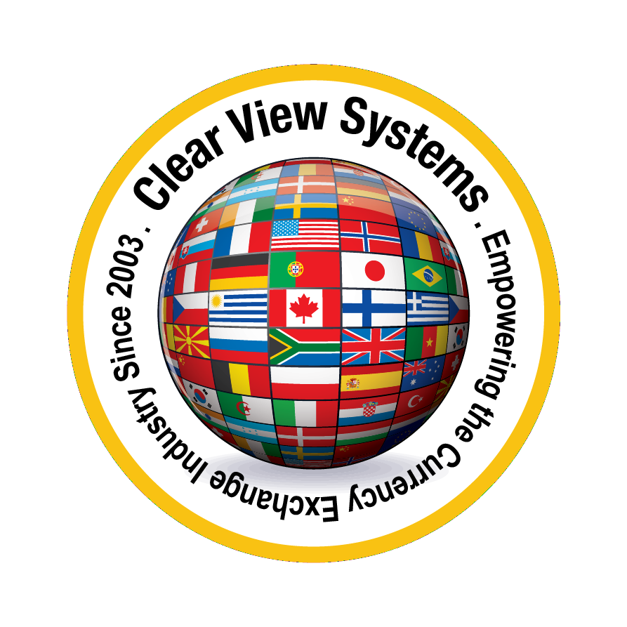 Clear View Systems Logo Crest
